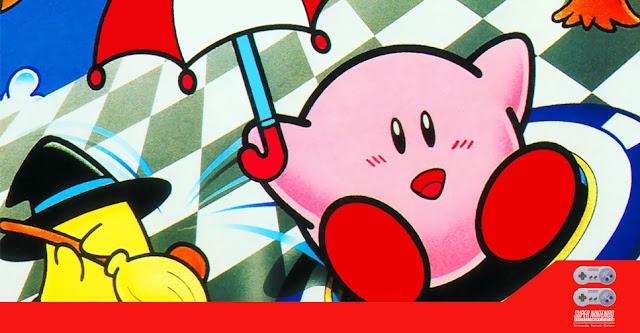 Kirby?s Dream Course (SNES) e a estreia da bolota cor de rosa nos 16-bits