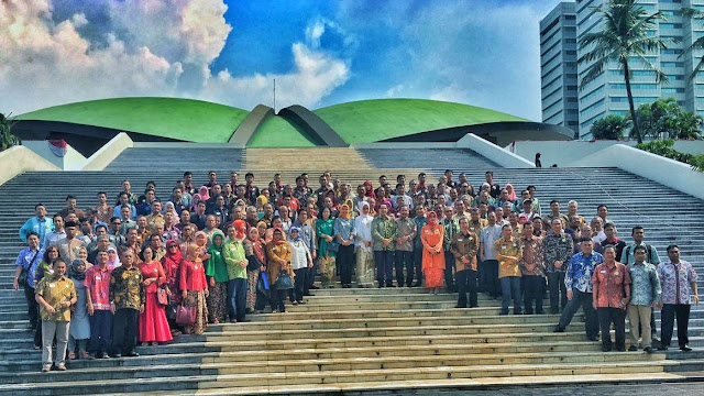 Pesan dari Gedung DPR untuk Warga Kabupaten Pati