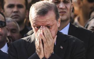 Presiden Turki Recep Tayyip Erdogan : Aleppo adalah Tragedi Paling Memalukan di Abad Ke-21 - Commando