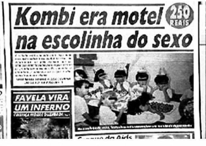 Imprensa Marrom: 26 anos depois do caso ESCOLA BASE em 1994