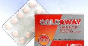 Coldaway Cold & Flu 24 Tablet Nedir, Ne İşe Yarar, Yan Etkileri, Kullanım Şekli, Fiyatı | İlaç ...