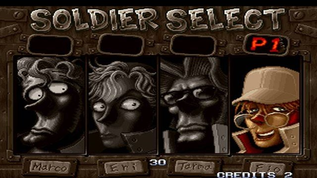 Download Metal Slug 2 PC Games