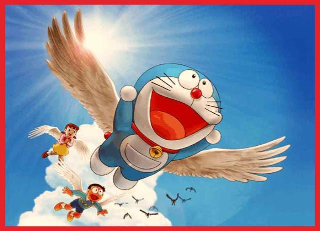 gambar-doraemon-dan-nobita-terbang