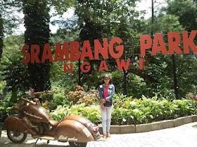 Wisata Srambang Park Ngawi