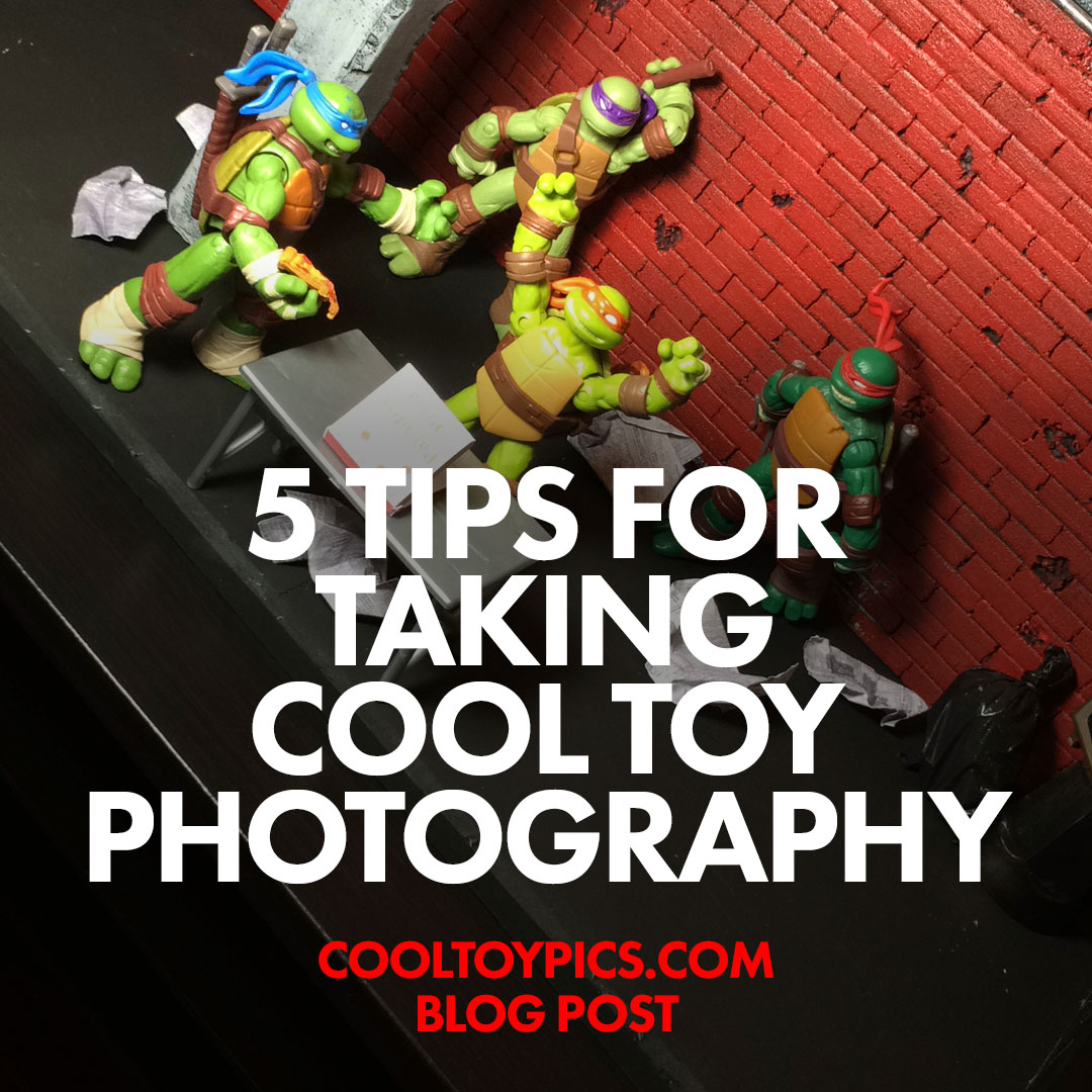 Toy Photography is a really cool hobby and one that is seeing a huge rise in popularity.
