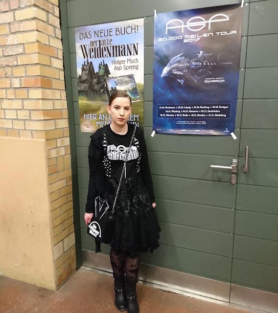 ASP Konzert Outfit