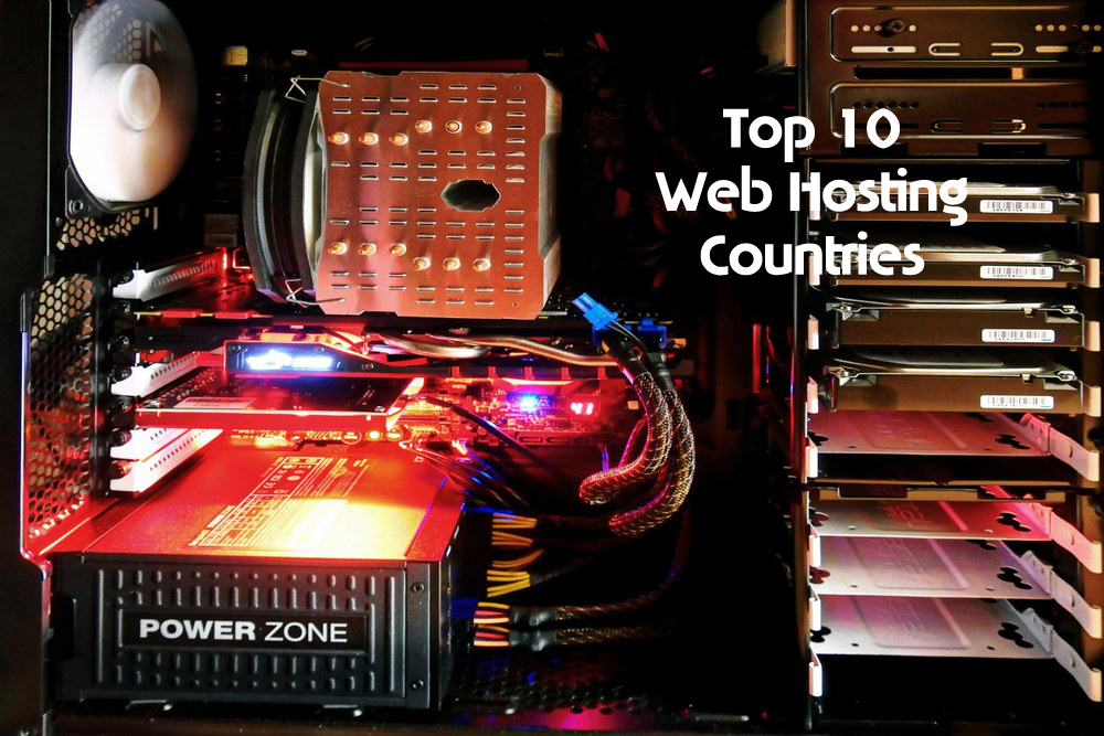 Top 10 Web Hosting Countries