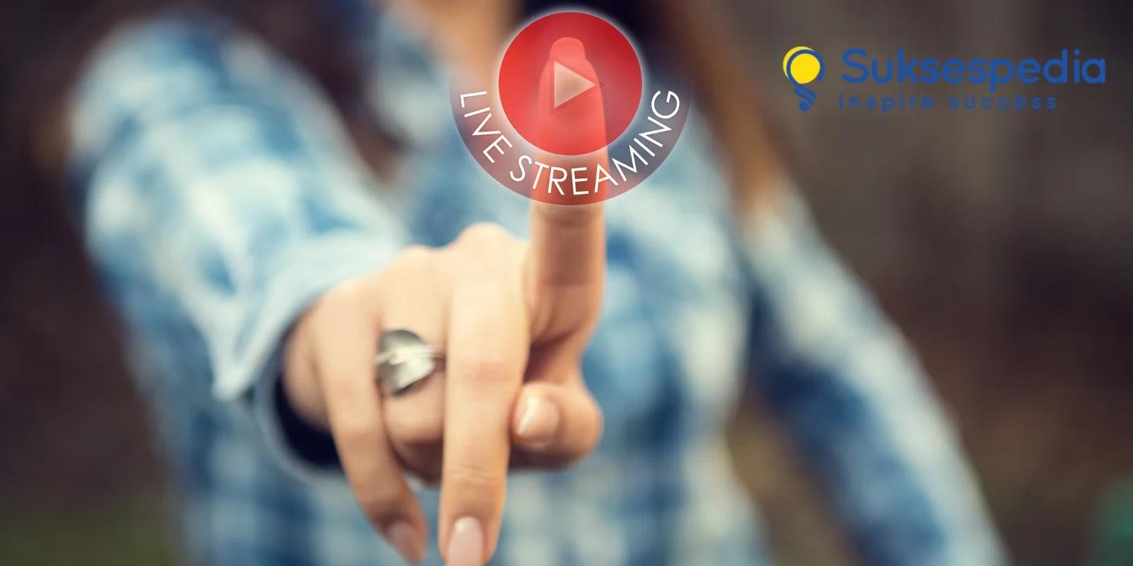 Cara Live Streaming YouTube Setelah Verifikasi Kode
