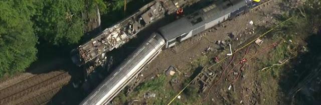 Six injured and three dead after passenger train derails Aberdeenshire near Stonehaven