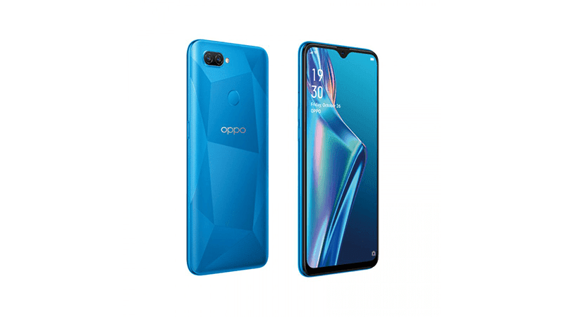 OPPO A12 with Helio P35 SoC now official