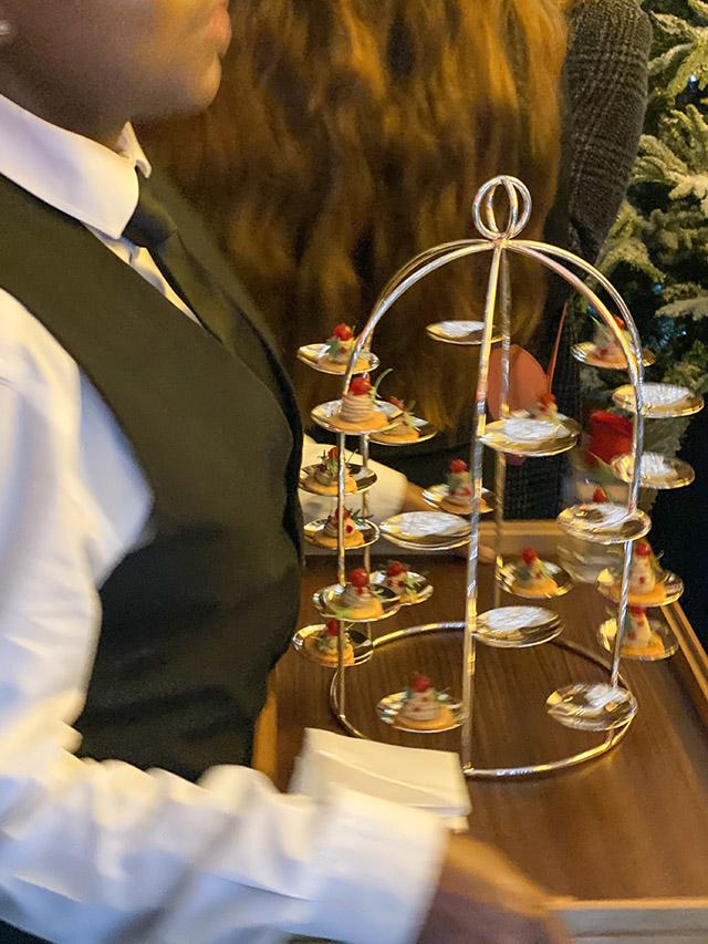 Claridge's Christian Louboutin Christmas Tree