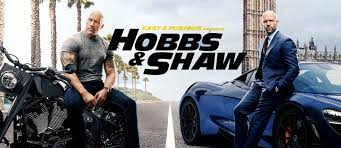 Film Fast and Fourious Presents Hobbs and Shaw