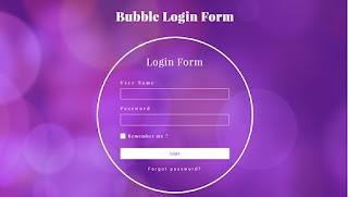 login template