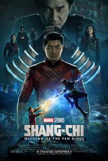 Shang Chi film poster