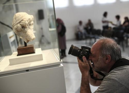 Μεγάλη αύξηση στις επισκέψεις και τα έσοδα των μουσείων το Δεκέμβριο