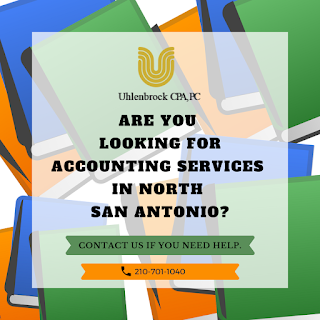 accounting services in North San Antonio