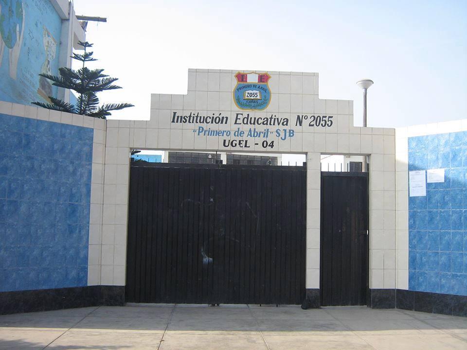 Colegio 2055 PRIMERO DE ABRIL - Comas