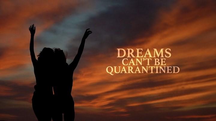 """""""Τα όνειρα δεν μπαίνουν σε καραντίνα"""" - Το βίντεο αισιοδοξίας που έγινε viral"""