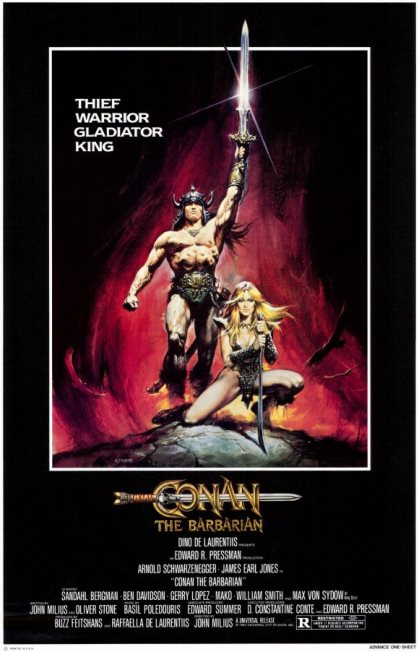 Cue By Cue: Film Music Narratives: Conan the Barbarian