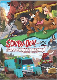 Download Scooby-Doo e WWE : Maldição do Demônio Veloz Dublado Grátis