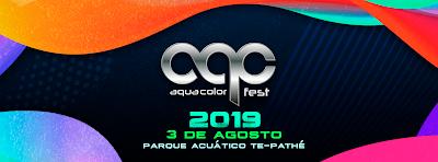 aqua color fest 2019