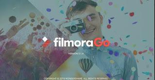aplikasi edit video tanpa watermark FilmoraGo