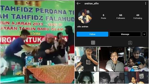 """Warganet Serbu Akun Medsos Penusuk Syekh Ali Jaber, """"Baru Tau Orang Gila Punya Facebook"""""""