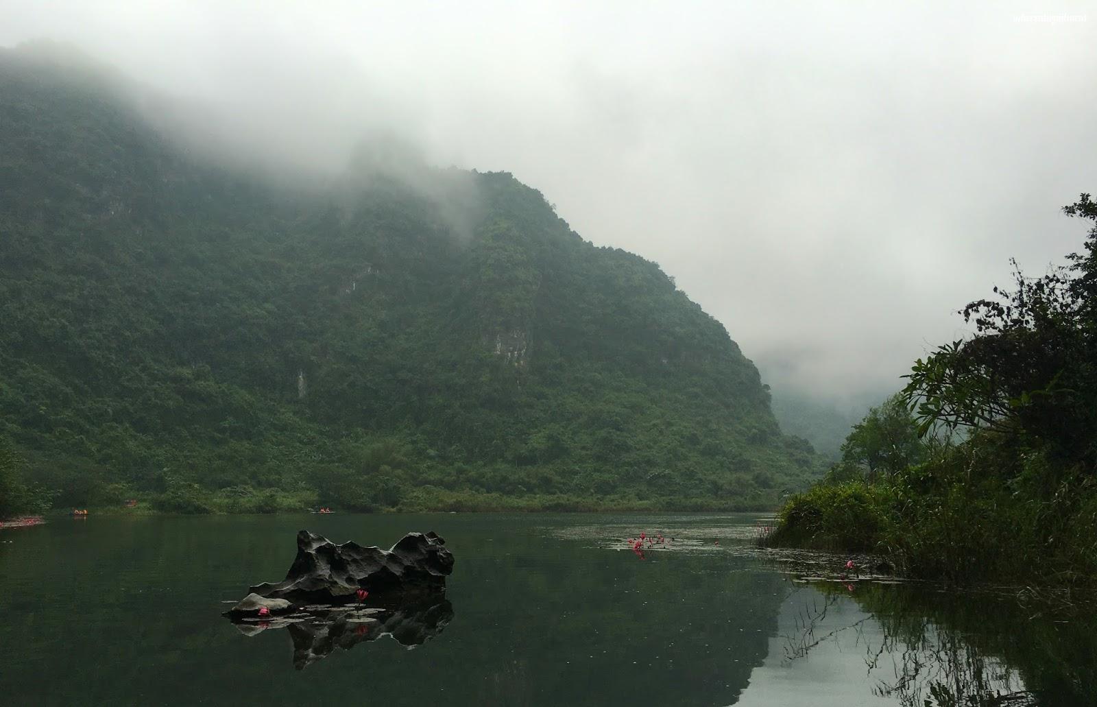 Trang An Natural Landscape