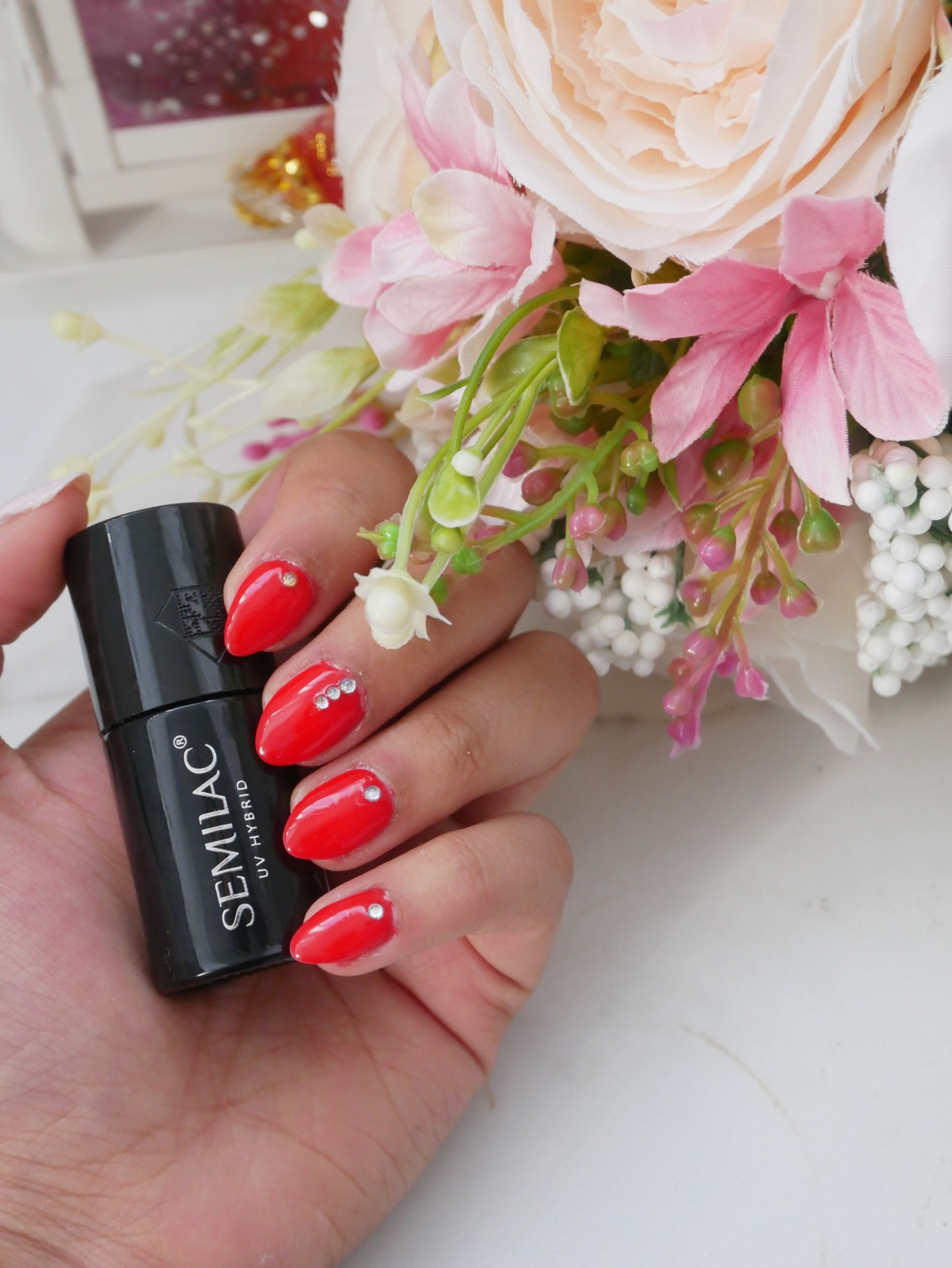 semilac review easy cheap gel nails at home