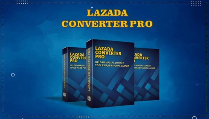 Lazada Converter Pro Tools & Ecourse