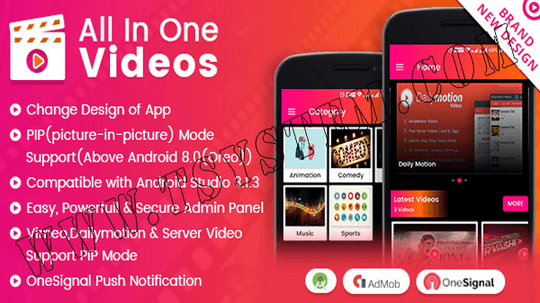 download CodeCanyon - All In One Videos v5.0