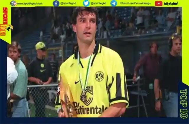 مايكل زورك,اكثر لاعب مشاركة في تاريخ دورتموند
