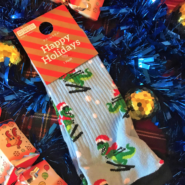 novelty primark christmas socks