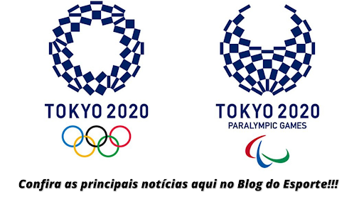 Tóquio 2020 é aqui no Blog do Esporte!