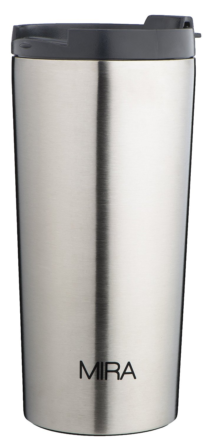 Mira French Press Travel Mug