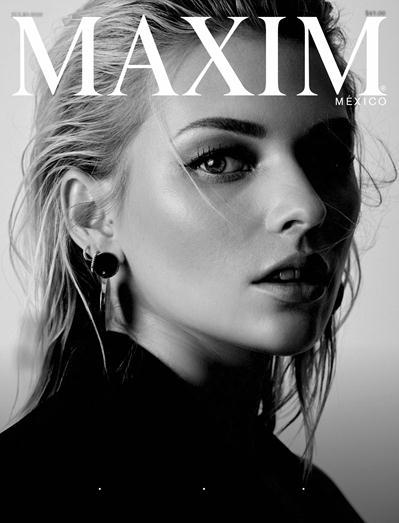 Irina Baeva Revista Maxim México Julio 2020 [FOTOS]