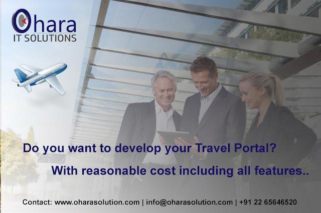 travel portal development company India