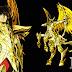 Cloth Myth EX de Aiolos com Armadura Divina será o próximo lançamento da coleção Soul of GOld!
