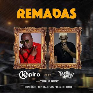 Dj Kapiro ft. Godzila Do Game - Remadas (Afro House) (Prod. Teo No Beat) Download Mp3
