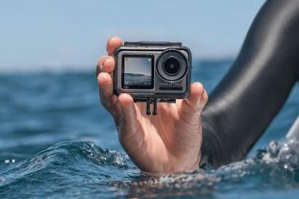Spesifikasi dan Harga DJI Osmo Action Camera