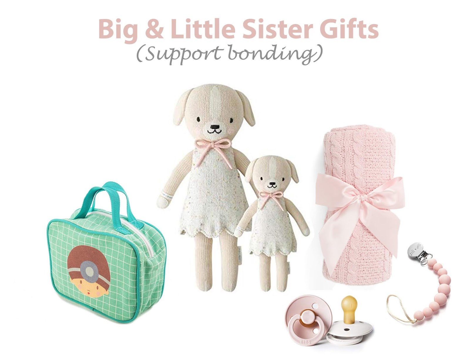 big and little sister gifts