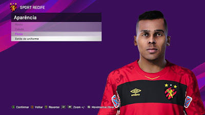PES 2020 Faces Elton by Kleyton