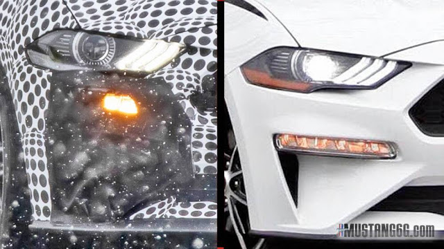 2021 Mustang GT Refresh