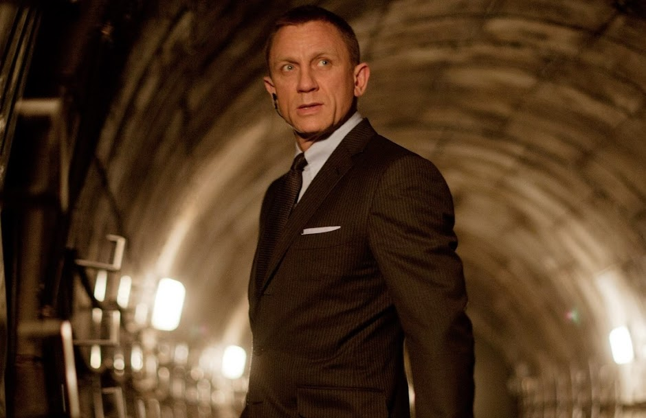 """James Bond 25"""