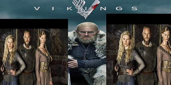 قصة مسلسل vikings