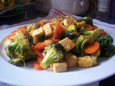 Resep Tumis Tahu Sayuran Menu Sahur Praktis