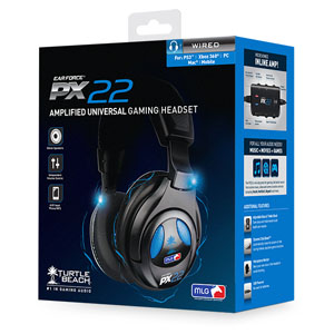 Universal Gaming Headset for PS3, Xbox 360 and PC (TBS-3230-01) Certified Refurbished