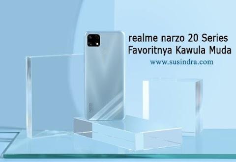 realme narzo 20 Series Favoritnya Kawula Muda