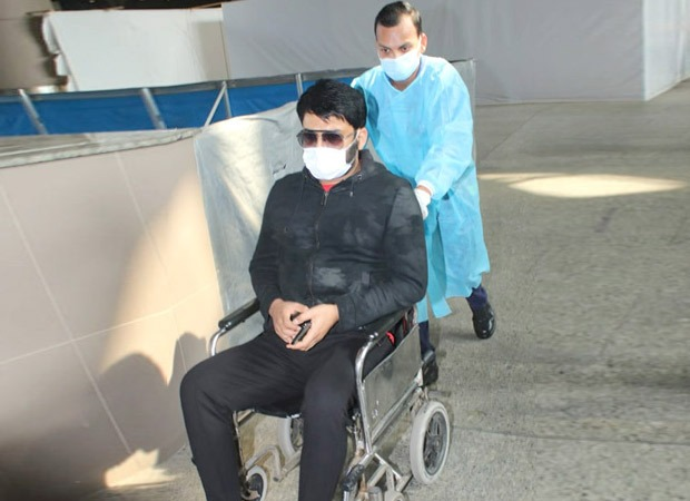 EXCLUSIVE: Kapil Sharma revealed why he was seen in a wheelchair