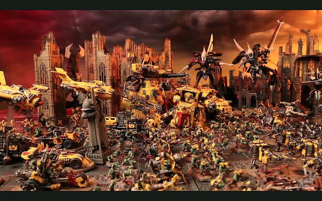 Destacamentos Orkos Apocalypse